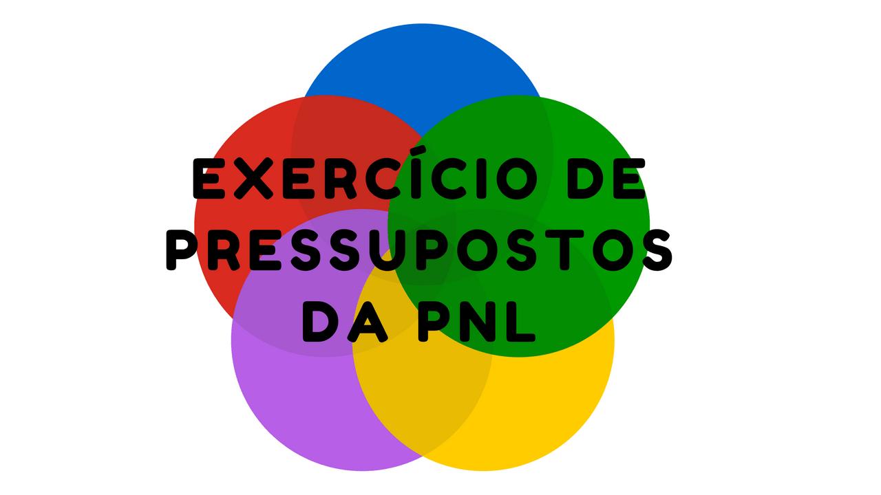 Pressupostos da PNL