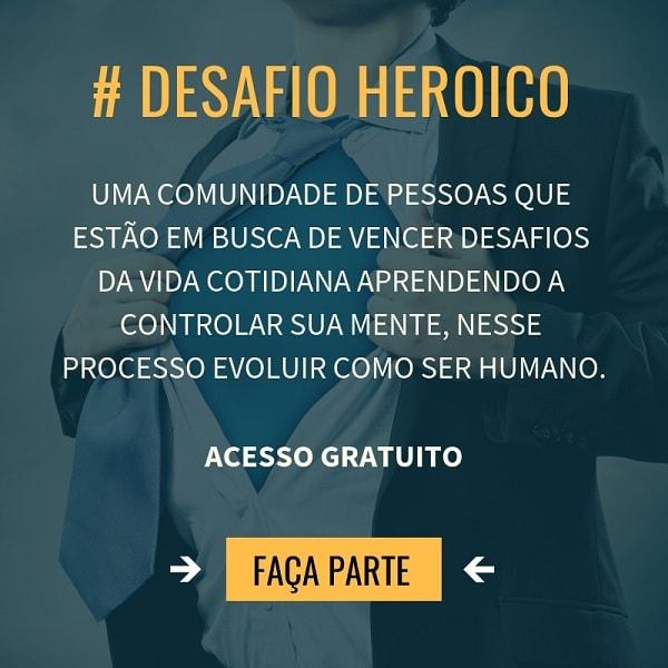 # DESAFIO HEROICO