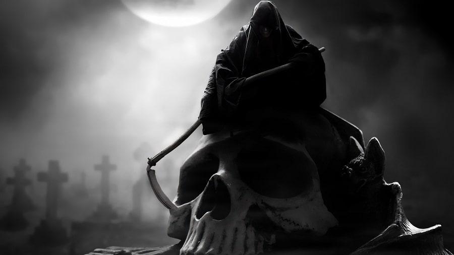 Visão moderna da morte