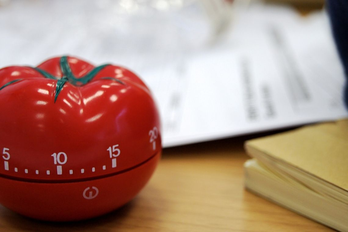 tecnica pomodoro de produtividade